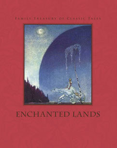 Cover for Enchanted Lands
