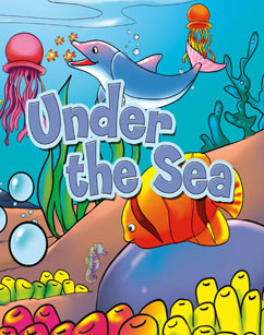 Cover for Under the Sea