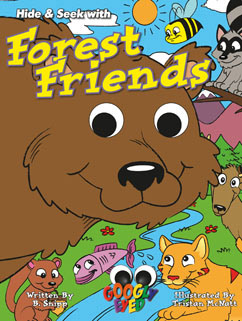 Cover for Forest Friends
