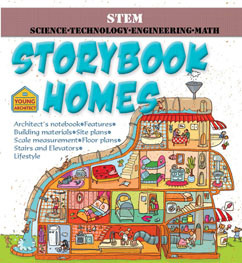 Cover for Storybook Homes