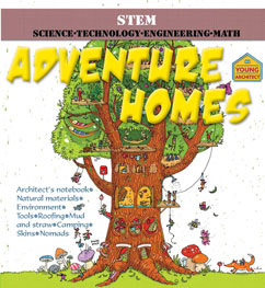 Cover for Adventure Homes