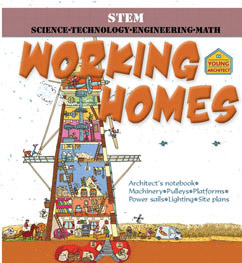 Cover for Working Homes
