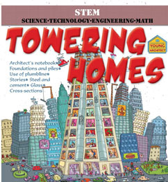 Cover for Towering Homes