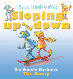 Cover for Sloping Up and Down