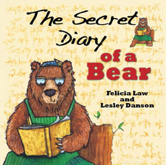 Cover for The Secret Diary of a Bear
