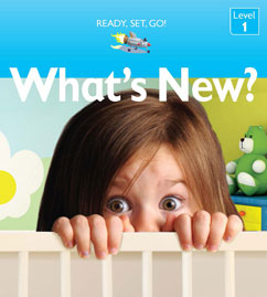 Cover for What's New?