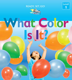 Cover for What Color Is It?