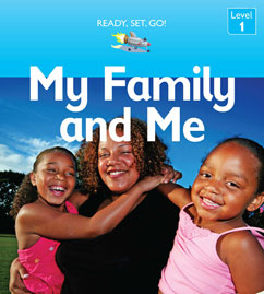 Cover for My Family & Me