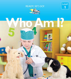 Cover for Who Am I?