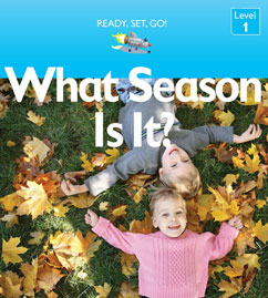 Cover for What Season is it?