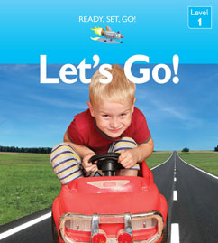 Cover for Let's Go!