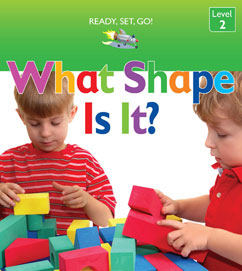 Cover for What Shape Is It?