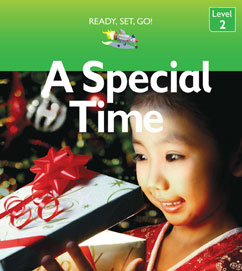 Cover for A Special Time