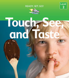 Cover for Touch, See and Taste