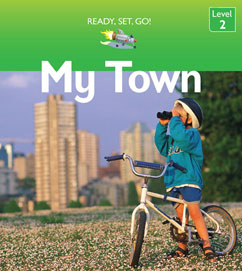Cover for My Town