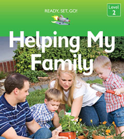 Cover for Helping My Family