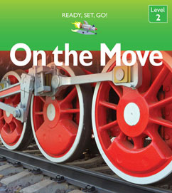 Cover for On the Move