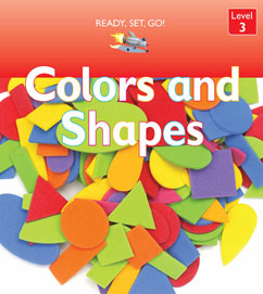 Cover for Colors and Shapes