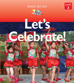Cover for Let's Celebrate