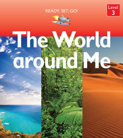 Cover for The World Around Me