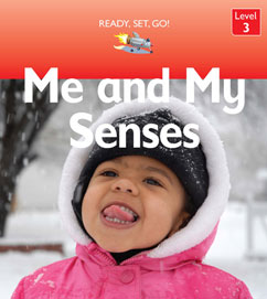 Cover for Me and My Senses
