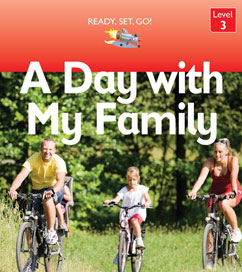 Cover for A Day with My Family