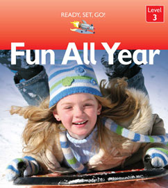Cover for Fun All Year