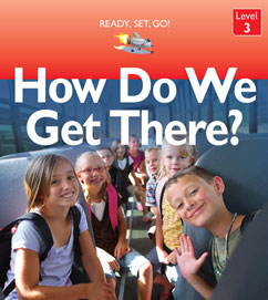 Cover for How Do We Get There