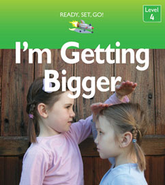Cover for Getting Bigger