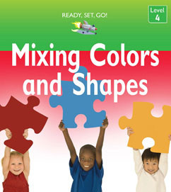 Cover for Mixing Colors and Shapes