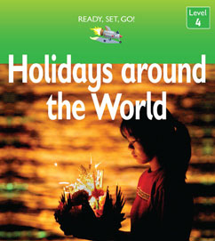 Cover for Holidays Around the World