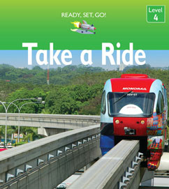 Cover for Take A Ride