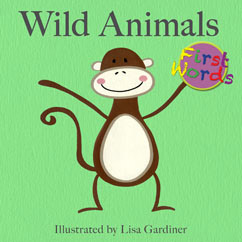 Cover for Wild Animals