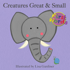 Cover for Creatures Great and Small