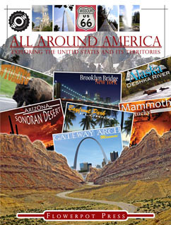 Cover for All Around America