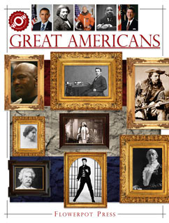 Cover for Great Americans