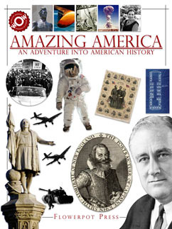 Cover for Amazing America