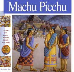 Cover for Machu Picchu
