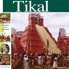 Cover for Tikal
