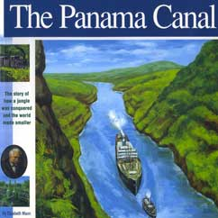 Cover for The Panama Canal