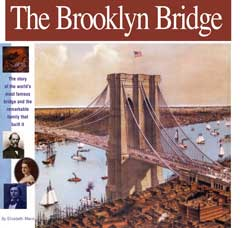 Cover for The Brooklyn Bridge