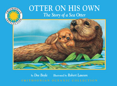Cover for The Story of a Sea Otter