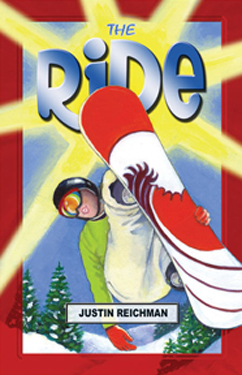 Cover for The Ride (Home Run)