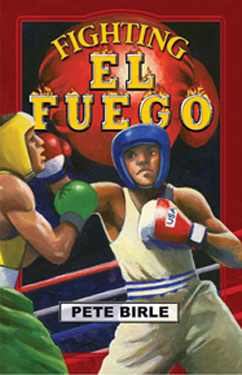 Cover for Fighting El Fuego (Home Run)