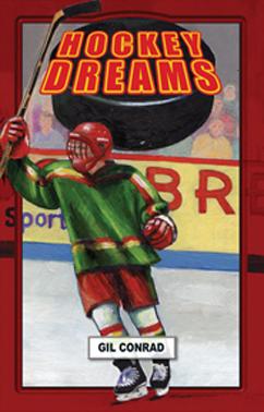 Cover for Hockey Dreams (Home Run)