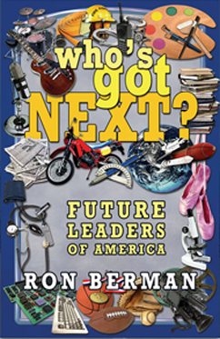 Cover for Who's Got Next? Future Leaders of America  (Touchdown)