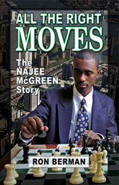Cover for All the Right Moves: The Najee McGreen Story (Touchdown)