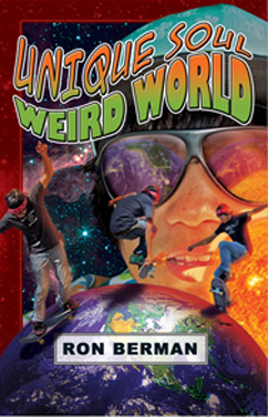 Cover for Unique Soul Weird World (Home Run)