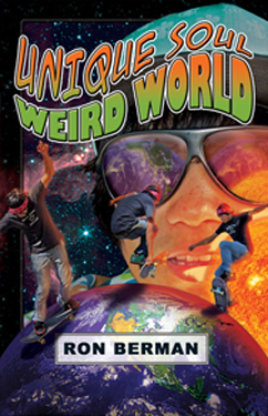 Cover for Unique Soul Weird World (Touchdown)