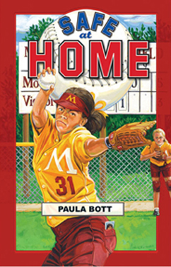 Cover for Safe at Home (Home Run)